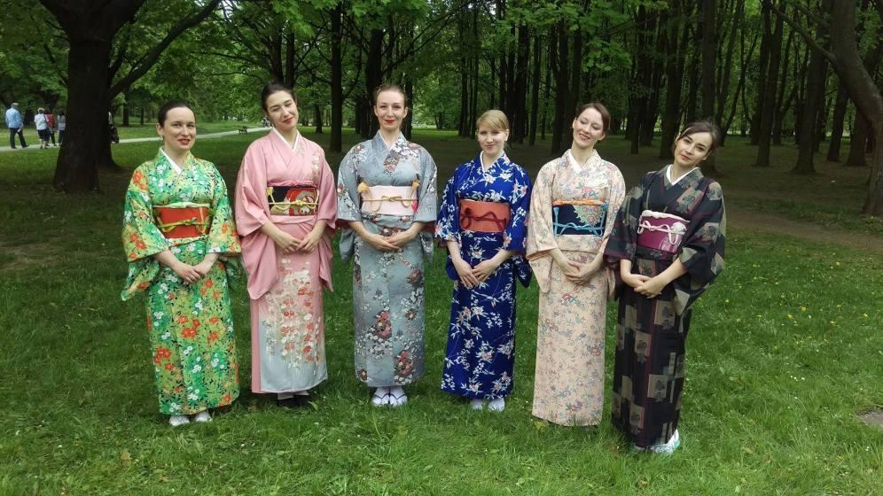 Zbiorowe POKAZ Hanami 2016